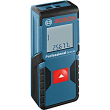 GLM 30 Laser Measure - Blue & Black