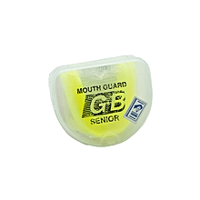 Mouthguard Snr Gb Assrted Colours- Yellow-