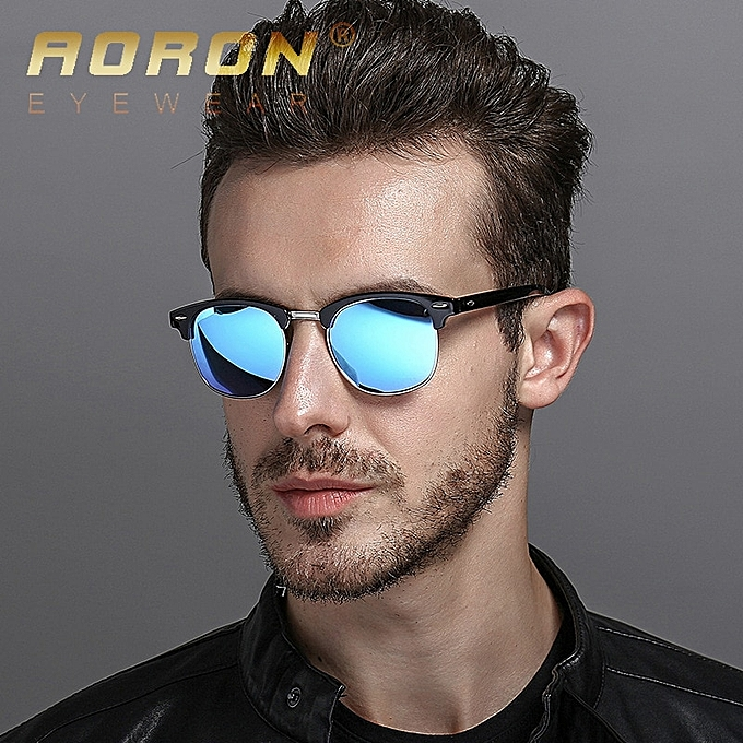 1330eb47c7 Classic Unisex Polarized Sunglasses Men Women Vintage Outdoor Square Mirror  Sun Glasses UV400 Rays Drive Eyewear ...
