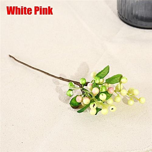 Buy Generic 10pcs Decorative Blueberry Fruit Berry Artificial Flower
