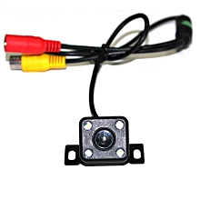 New 170 Degree in-vehicle cameras LED infrared light Car Rear Camera with Monitor reversing image car HD rearview camera-black