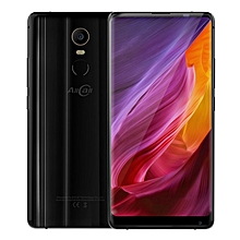 AllCall MIX2, 6GB+64GB, Face & Fingerprint Identification, 5.99 inch Android 7.1 MTK6763 Helio P23 Octa-Core up to 2.0GHz, Network: 4G, OTG, Dual SIM(Black)