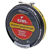 Quality Shoe Polish  -  Black - 20g
