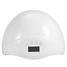 bluerdream-SUN5Plus Nail Lamp UV LED Nail Polish Dryer Light Drying Gel Manicure Machine AF-white