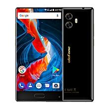 "MIX(Tri-bezel-less Screen) 4GB RAM 64GB ROM, 5.5""Corning Gorilla Glass HD Dual Camera Android 7.0 4G LTE Smartphone Black"