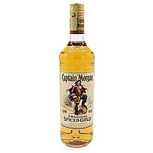 Spiced gold rum 1 l