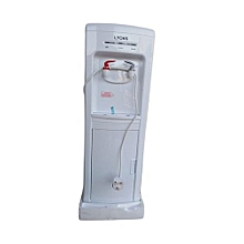 Hot and Normal Water Dispenser - White