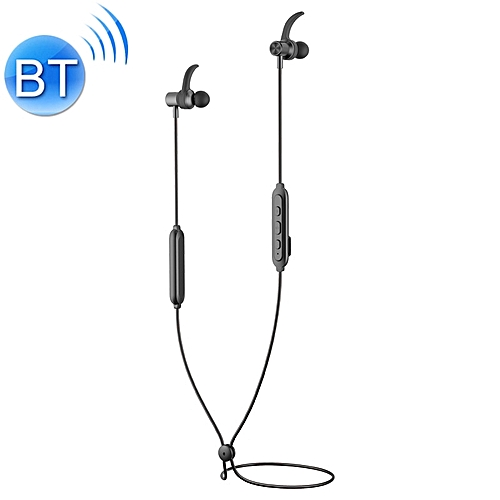 1a84a1f1552 Generic Dacom L15 Bluetooth 5.0 Stereo IPX5 Waterproof Sports Running In-ear  Headset with Mic(Black)