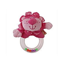 Pink Rattle Toy - Pink