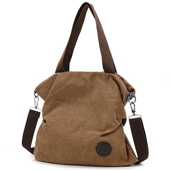Guoaivo Women Handbags Canvas Shoulder Bags 2017 New Fashion Casual Messenger