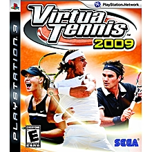 PS3 Game Virtua Tennis 2009
