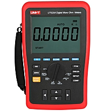 UNI-T UT620A 0.25% Kelvin Four Wire Low Resistance & Wire Length Tester