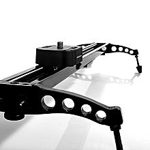 """120cm / 47"""" Camera Video Track Slider Stabilizer System with Ball-Bearing for DSLR Camcorders"""