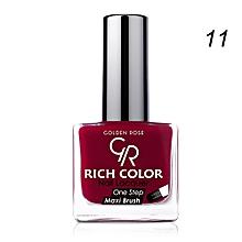 Rich Color Nail Lacquer - 11 - 10.5ml