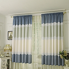 jummoon shop Curtain Tulle Window Treatment Voile Drape Valance 1 Panel Fabric