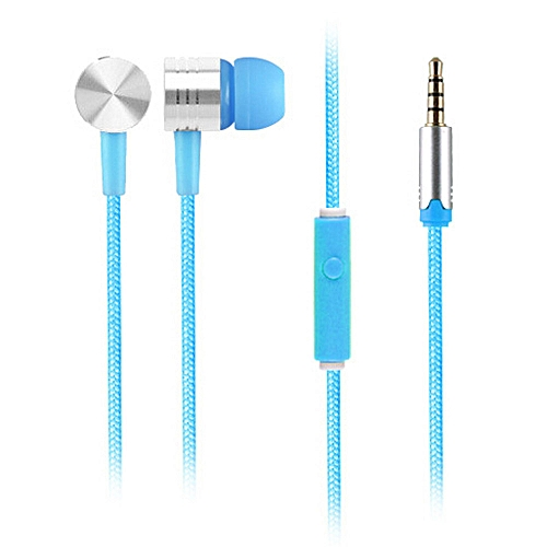 Xiuxingzi_Universal 3.5mm In-Ear Stereo Earbuds Earphone With Mic For Cell Phone