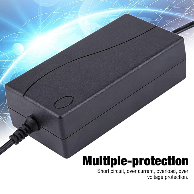 12V 6A Voltage AC DC Power Supply Universal Adapter Charger US Plug 100 -  240V