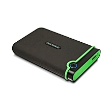 StoreJet 25M3 - External Hard Drive 1TB - Black