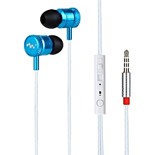 Threaded Mobile Phone Headphone Computer General Purpose Music Headphone Input Earphone