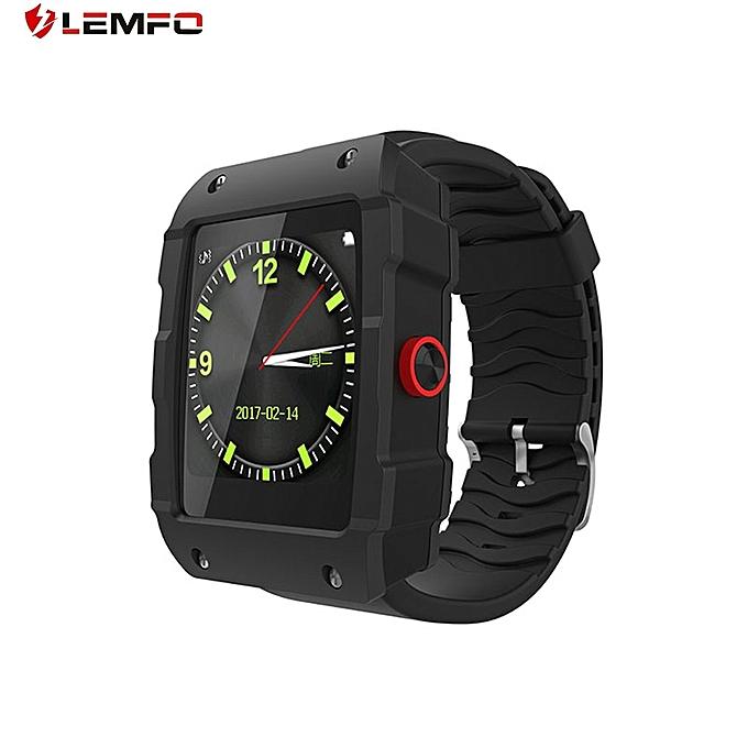 LEMFO V18 Sport Smart Watch Bluetooth Step Counter Pedometer Wristband