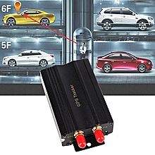 SMS GPS Locator Vehicle Car Location Tracker TK103A Tracking Device Alarm System