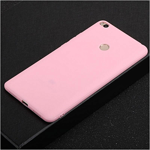 premium selection 50bcd 0a598 Soft Case For Xiaomi Mi Max 2 Ultra Thin Smooth Back Cover Casing For  Xiaomi Max2 Cases Housing Shell 280032 c-2 (Color:Main Picture)