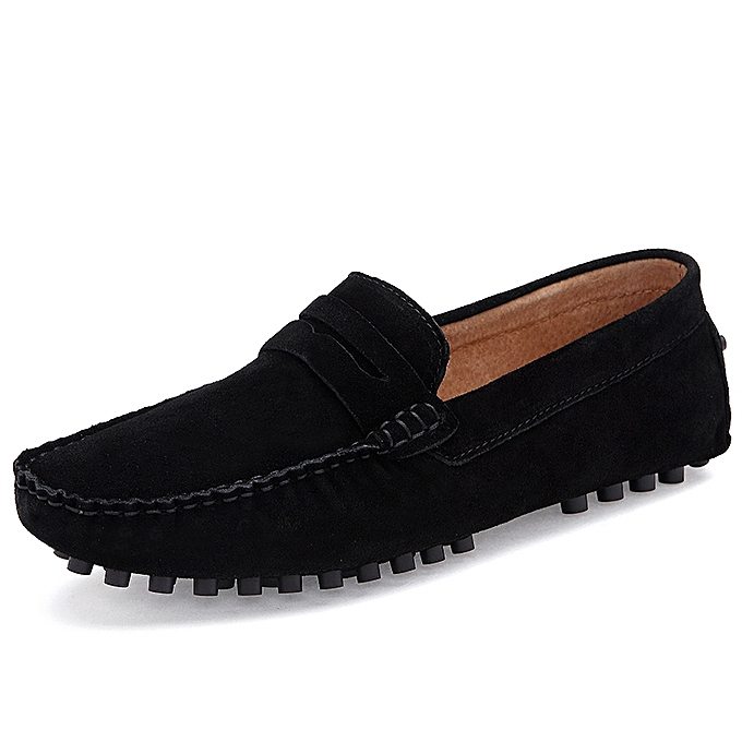 Fashion Loafers Slip On Driving Shoes Men Casual Shoes Plus Big Eur