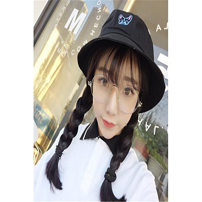 ... 1YU style(black)Fisherman hat men and women Korean hat female Han Ban  Bai ... 874e4053d571