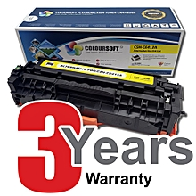 HP 305A (CSH-CE412A) Toner Yellow ColourSoft Compatible
