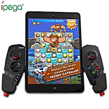 LEBAIQI IPEGA PG-9055 Wireless Bluetooth Game Controller Joystick with Stretch Bracket for iOS ipad Android Smartphone TV TV Box