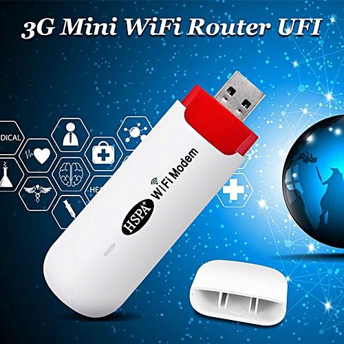 3G USB Dongle WiFi Modem Router Mobile Broadband MiFi Wireless Hotspot  Unlock