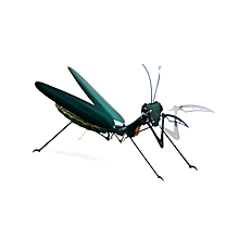 Aipin DIY 3D Puzzle Stainless Steel Model Kit Mantis Multicolour-