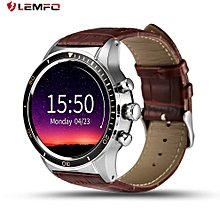 LEMFO Y3 Smart Watch Support GPS WIFI 3G Bluetooth Heart Rate Monitoring