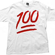 White 100 T-shirt