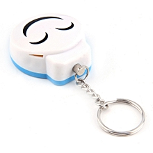 120dB Security Siren Alarm Attack Protection White Personal Alarm