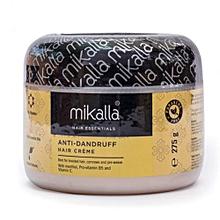 Anti-Dandruff Hair Crème – 275g.