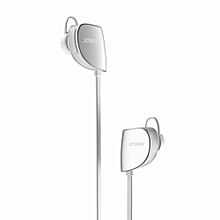 JOWAY H-07 Pro MusicSport Bluetooth Earphone Wireless Bicycle Headset In Ear Auriculares Bluetooth For Phone(Silver)