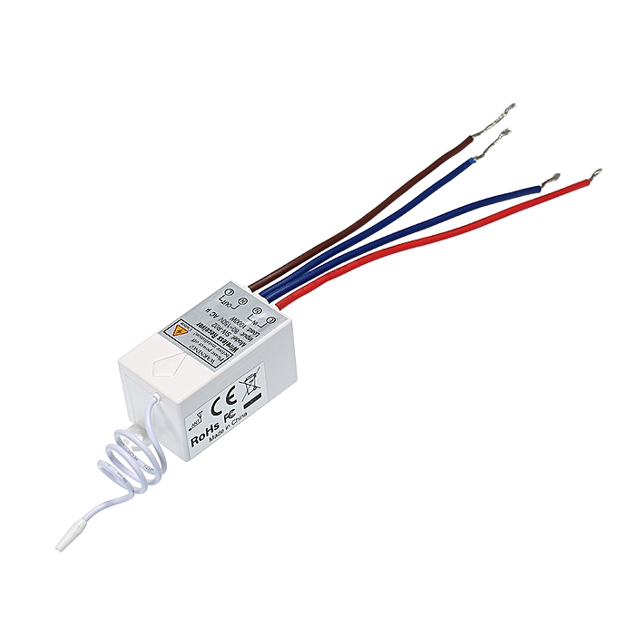 Enjoyable Generic Ac 80 150V Wireless Switch Receiver Controller No Wiring Wiring 101 Eattedownsetwise Assnl