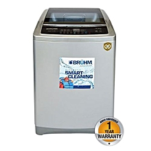 BWM-TL150H - Full Automatic,15 KGS Wash - Top Load Washing Machine - Silver