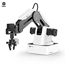 Yuejiang Dobot Magician Arm Eductaional Programming Robot Intelligent Manipulator with Excellent Compability Gesture Control Basic Version for Maker STEAM Education