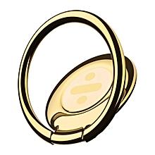 Baseus Symbol Design Creative Ring Bracket 360 Degree Rotation 3mm Thin Finger Ring Phone Holder