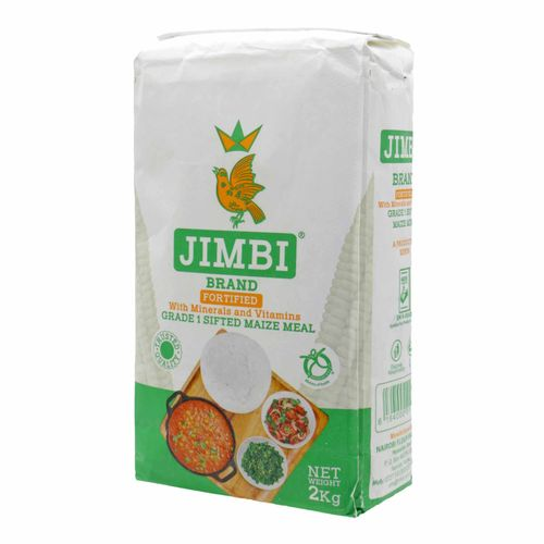 Maize Meal Fortified with Vitamins and Minerals, 2Kg