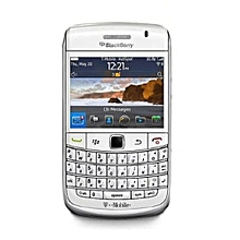 Blackberry 9780 GSM WCDMA 3G 2.44 inch 5MP 512MB RAM GPS WIFI Bluetooth Cell Phone - White