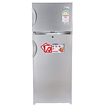 RF/268- 207 Liters 2 Door Direct Cool Fridge- Silver