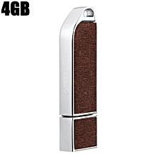 FYEO CR - FPD / 232 Anti-copy USB 2.0 Flash Drive Storage Thumb_BROWN