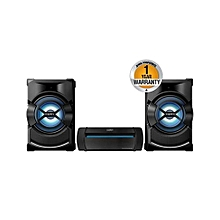 SHAKE X10P- High-Power Home Audio System with DVD - Black