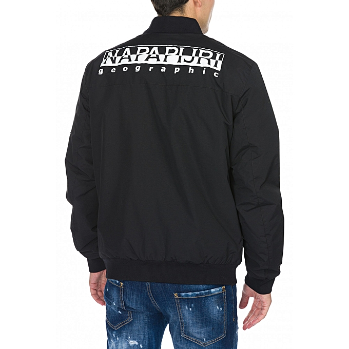 0469d3eb0a8 Napapijri Askam Jacket Black Men @ Best Price Online | Jumia Kenya