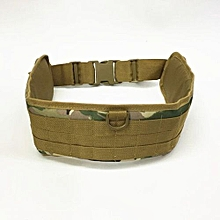 New Arrival Army Fan Load Relief Belt Multi-functional Waist - Seal Outdoor Armed External Belt-04