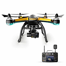 Hubsan X4 Pro H109S 5.8G FPV With 1080P HD Camera 3 Axis Gimbal GPS RC Quadcopter -Standard Edition(BlackLeft Hand )