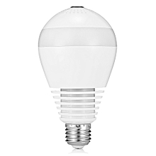 GBTIGER 2AKWJ - FVRF3602 WiFi Light Bulb Camera HD Webcam -MILK WHITE